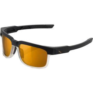 100% Type S PeakPolar Glasses soft tact licorice soft tact licorice