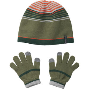 Columbia Mütze und Handschuhe Set Jugend cypress cypress