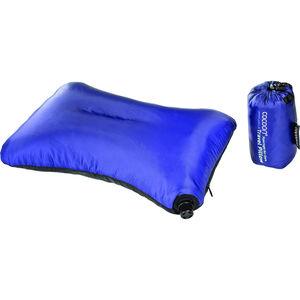 Cocoon Air Core Pillow Microlight black/dark blue black/dark blue