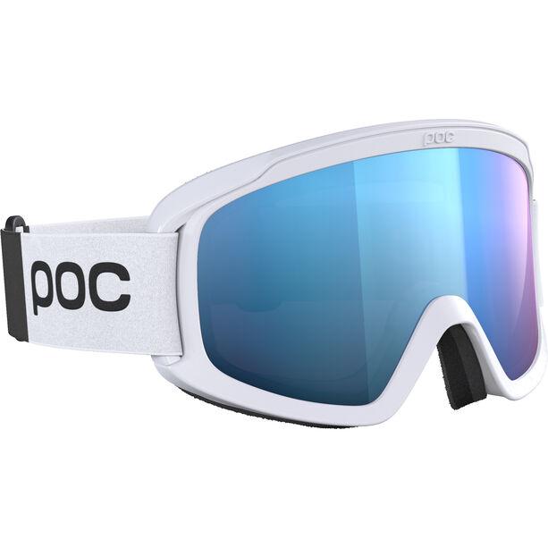 POC Opsin Clarity Comp Goggles hydrogen white/spektris blue