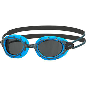 Zoggs Predator Goggles blue/black/smoke blue/black/smoke