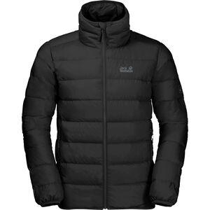 Jack Wolfskin Helium High Jacket Herren black black