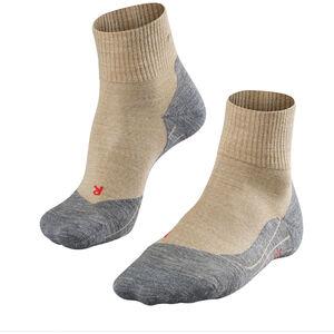 Falke TK5 Short Trekking Socks Damen nature melange