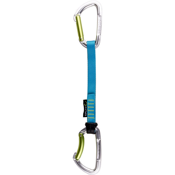 Edelrid Slash Quickdraw Set 18cm night-icemint
