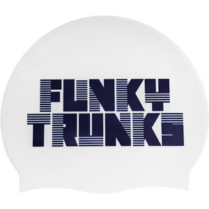 Funky Trunks Silicone Swimming Cap Herren space cadet space cadet
