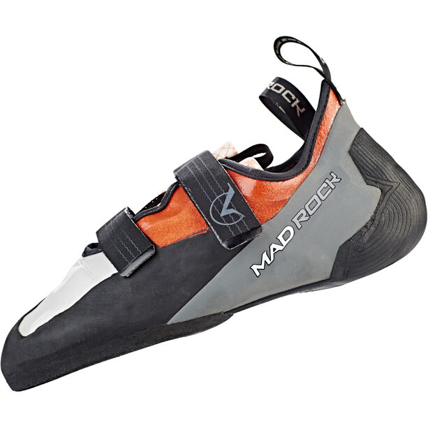 Mad Rock Flash Climbing Shoes orange/white