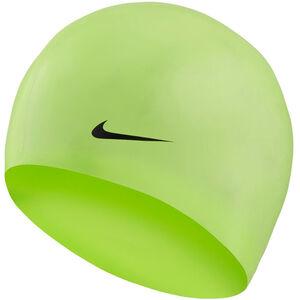 Nike Swim Solid Silicone Cap volt glow volt glow