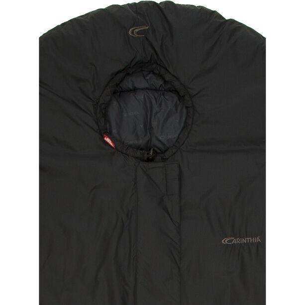 Carinthia XP Top Sleeping Bag L black/black