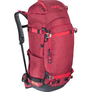 EVOC Patrol Backpack 40l heather ruby heather ruby