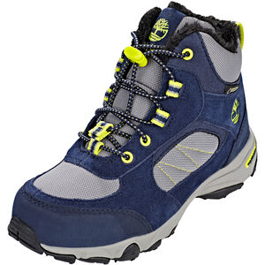 Timberland Ossipee Mid Bungee GTX Warm Lined Boots Kinder navy suede navy suede
