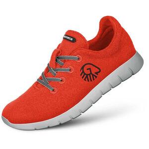 Giesswein Merino Wool Runners Herren neon orange neon orange