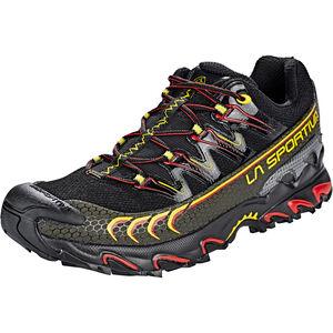 La Sportiva Ultra Raptor GTX Running Shoes Herren black/yellow black/yellow