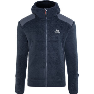 Mountain Equipment Moreno Hooded Jacket Herren cosmos/blue nights cosmos/blue nights