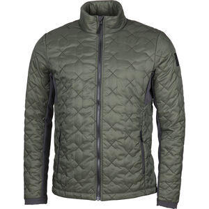 North Bend Flash Isolierende Jacke Herren green utility green utility