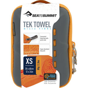 Sea to Summit Tek Towel XS orange orange