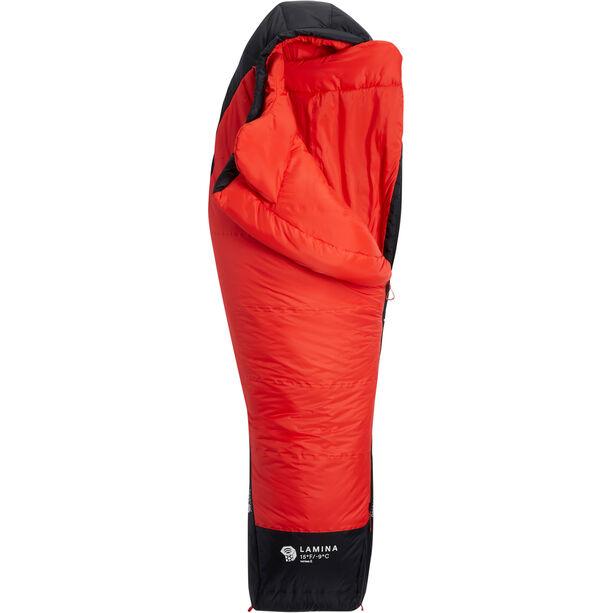 Mountain Hardwear Lamina Schlafsack -9°C Regular Damen poppy red