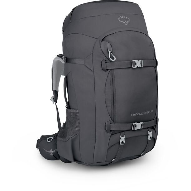 Osprey Fairview Trek 70 Rucksack Damen charcoal grey