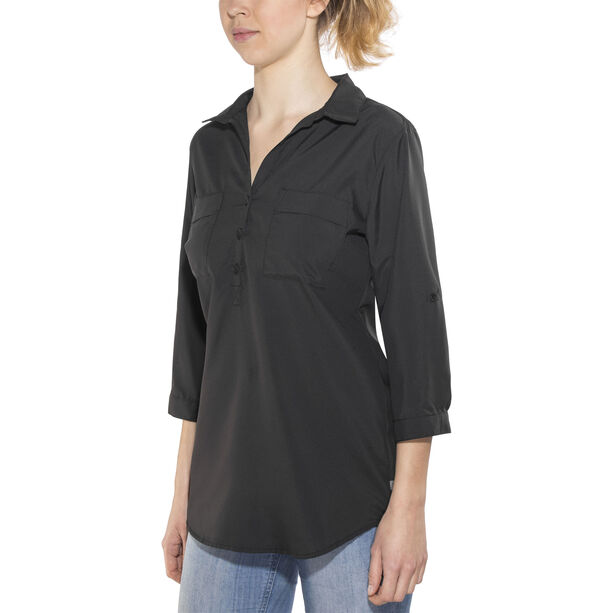 Royal Robbins Expedition Chill Stretch Tunic Damen jet black