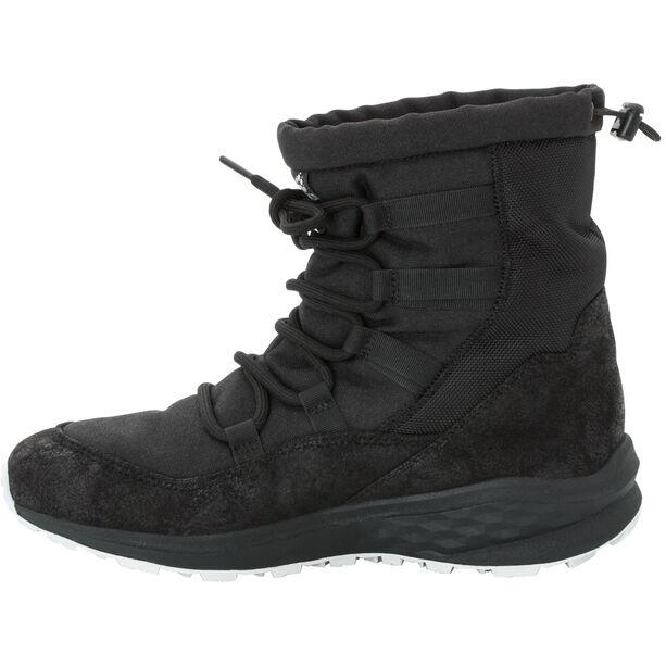 Jack Wolfskin Nevada Texapore Mid-Cut Schuhe Damen black/black