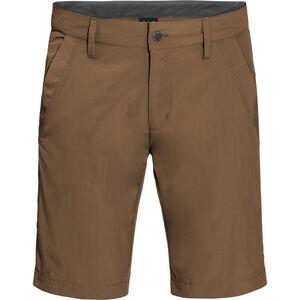 Jack Wolfskin Desert Valley Shorts Herren bark brown bark brown