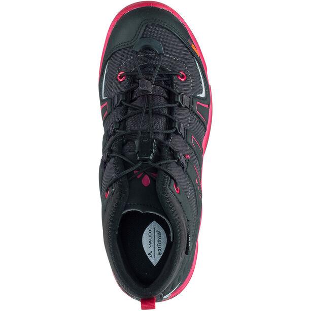 VAUDE Romper Mid Ceplex II Schuhe Kinder grenadine
