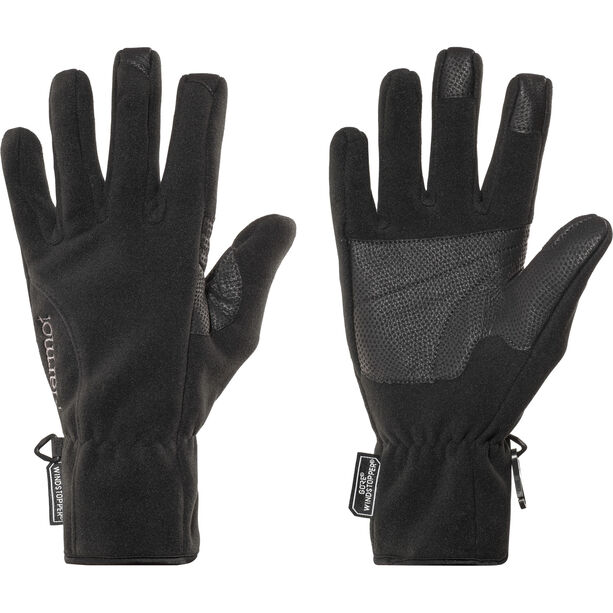 Marmot Windstopper Gloves Damen black