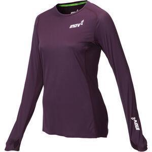 inov-8 Base Elite LS Shirt Damen purple purple