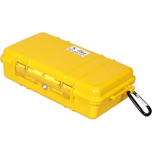 Peli MicroCase 1060 Box yellow yellow