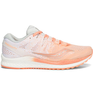 saucony Freedom ISO 2 Schuhe Damen peach/white peach/white