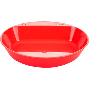 Wildo Camper Plate Deep red red