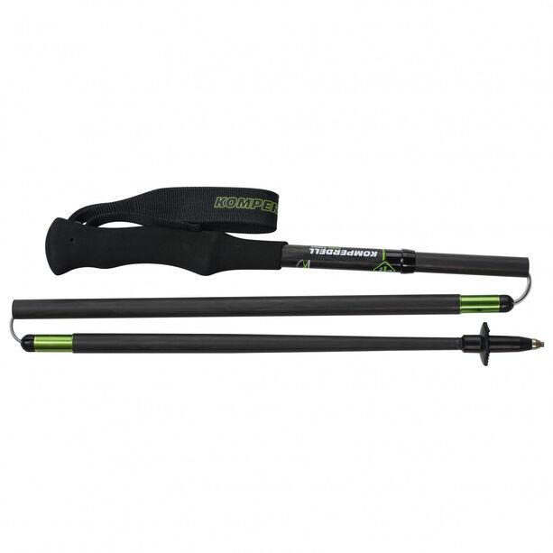Komperdell Trailstick Carbon C4 Trekking Stöcke black/green