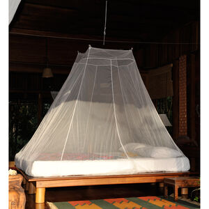 Cocoon Mosquito Travel Net Double white white
