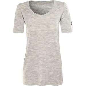 super.natural Oversize T-Shirt Damen ash melange ash melange