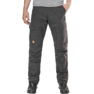 Fjällräven Karl Pro Trousers Herren dark grey dark grey