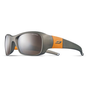 Julbo Piccolo Spectron 4 Sunglasses 8-12Y Kinder titanium/orange-gray flash silver titanium/orange-gray flash silver