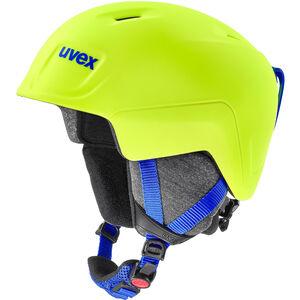 UVEX Manic Pro Helm Kinder neon yellow neon yellow