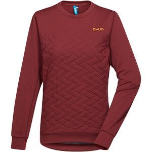 PYUA Dusk 2.0 Pullover Damen burgundy red burgundy red
