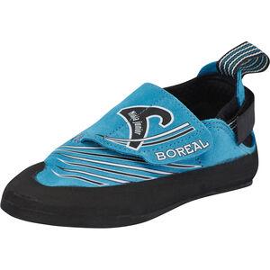 Boreal Ninja Junior Climbing Shoes Kinder azul azul