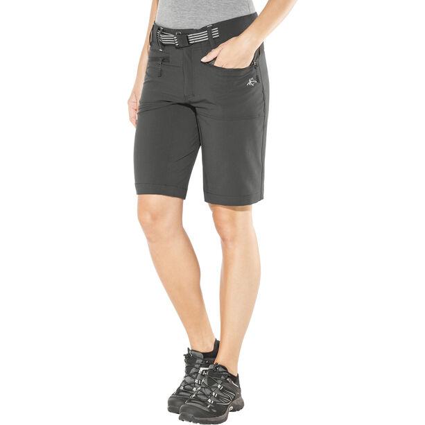 High Colorado Monte Trekking Shorts Damen schwarz