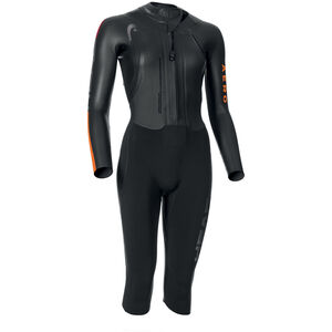 Head Swimrun Aero 4.2.1 Wetsuit Damen black/orange black/orange
