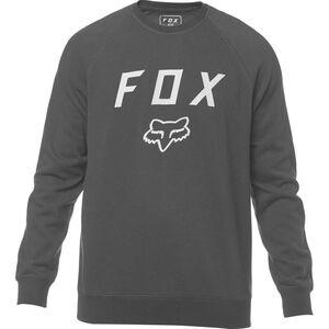 Fox Legacy Crew Neck Fleece Pullover Herren black black
