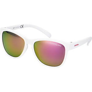 Alpina Luzy Kids Brille Kinder white white