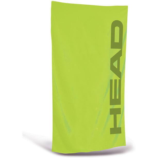 Head Sport Microfiber Towel lime