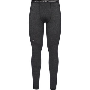Black Diamond Solution 150 Merino Baselayer Unterhose Herren black black