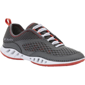 Columbia Drainmaker 3D Shoes Damen ti grey steel/red coral ti grey steel/red coral