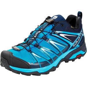 Salomon X Ultra 3 GTX Shoes Herren mykonos blue/indigo bunting/pearl blue mykonos blue/indigo bunting/pearl blue