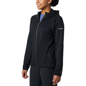 Columbia Windgates Fleecejacke Damen black black