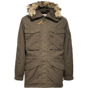 Fjällräven Sarek Winter Jacket Herren dark olive