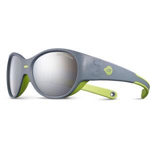 Julbo Puzzle Spectron 4 Sunglasses 3-5Y Kinder gray/green-gray flash silver gray/green-gray flash silver