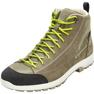 High Colorado Sölden Mid High Tex Trekkingschuhe Grey -Olive Grey -Olive